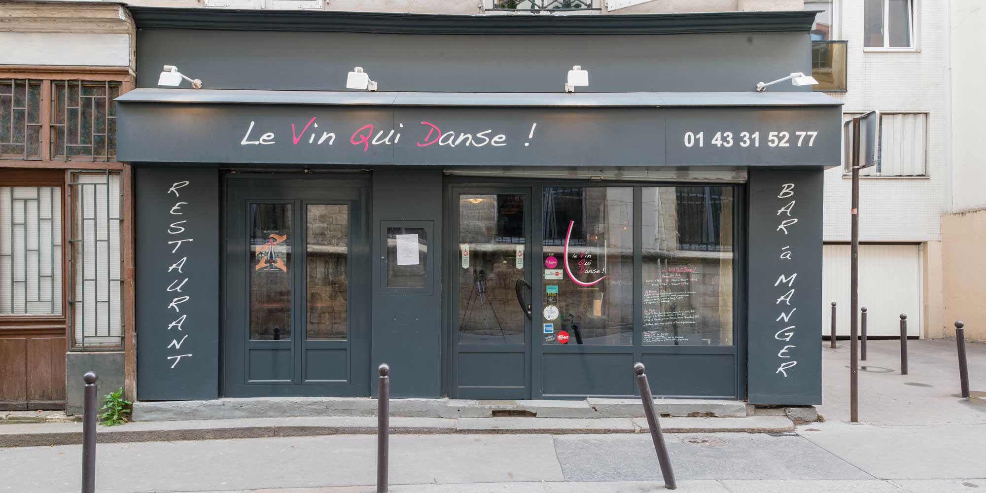 Brunch Vin Qui Danse - Gobelins (75013 Paris)