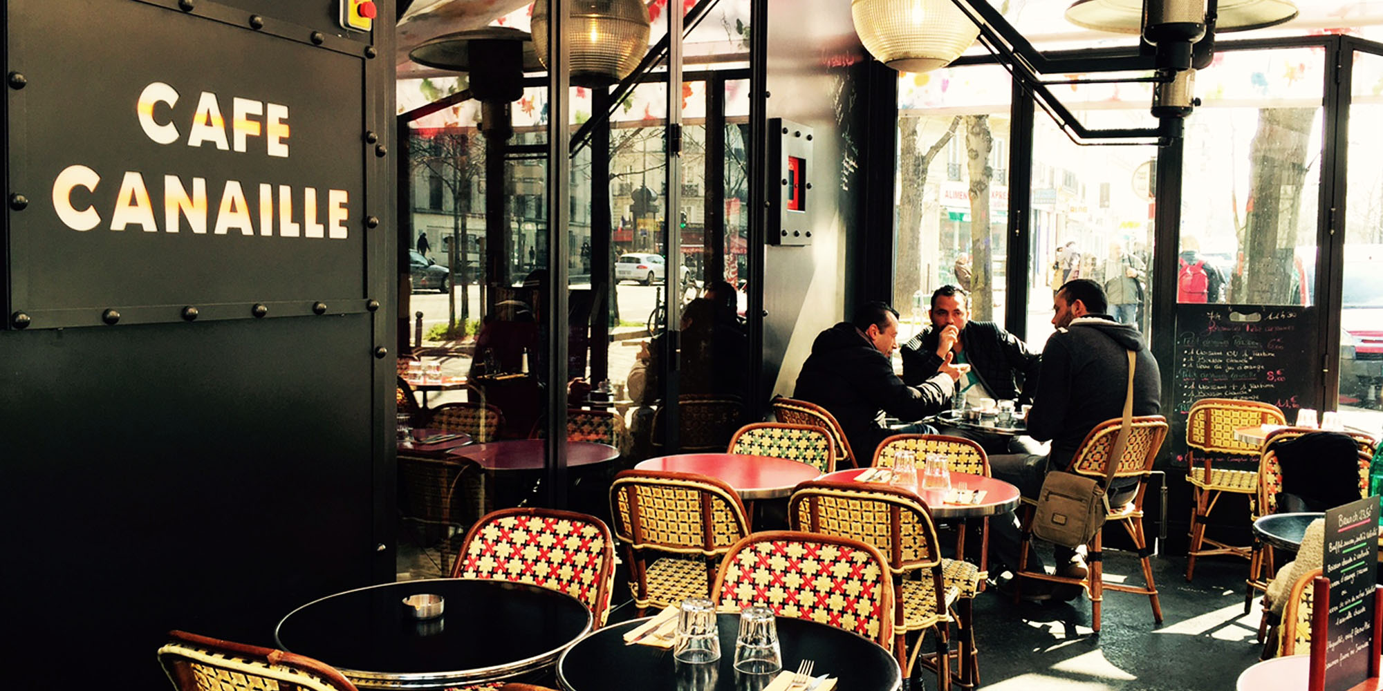 Brunch caf canaille 75011 paris 11 me oubruncher for Cafe divan 75011
