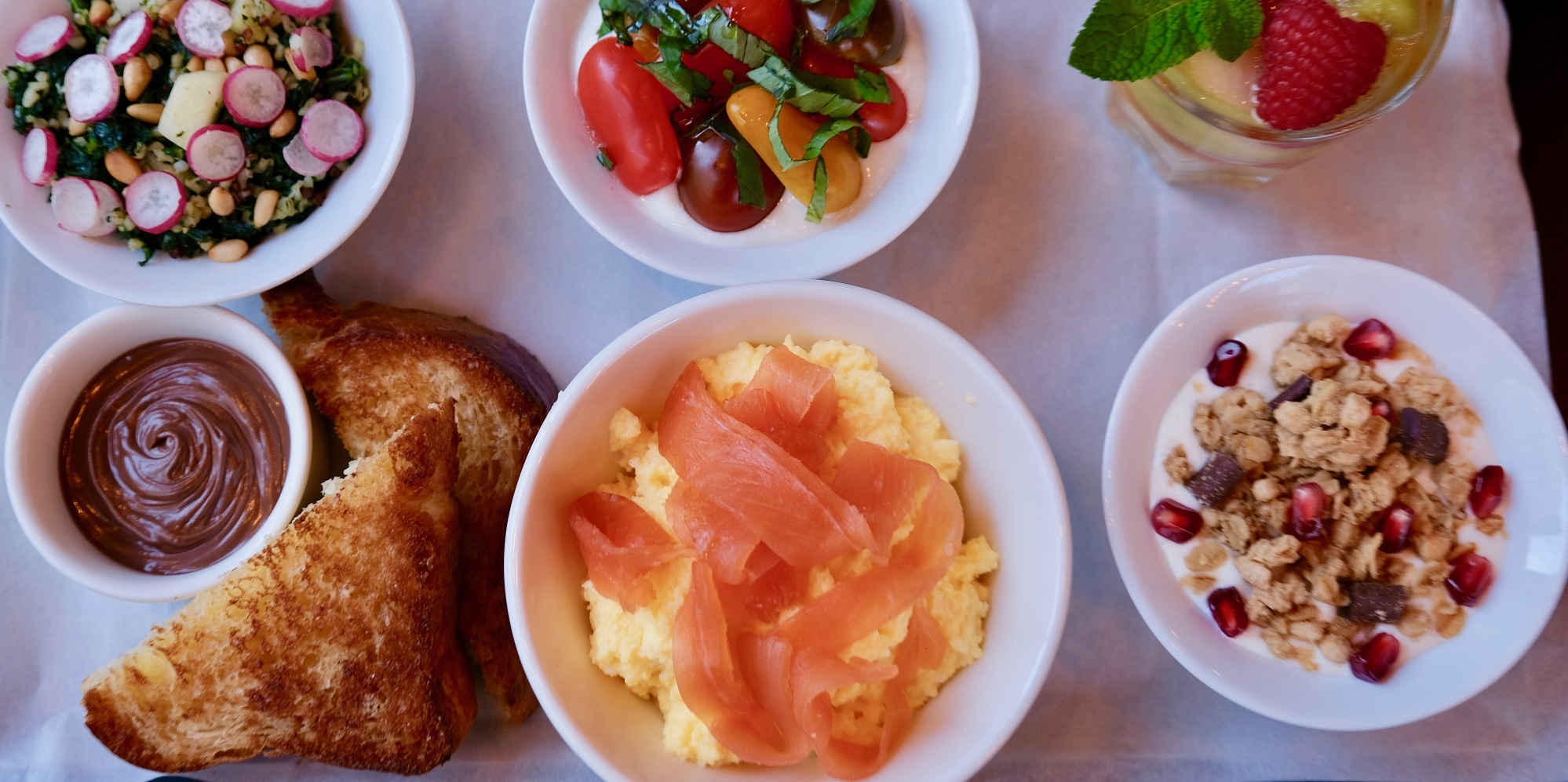 Brunch Le Hibou (75006 Paris)