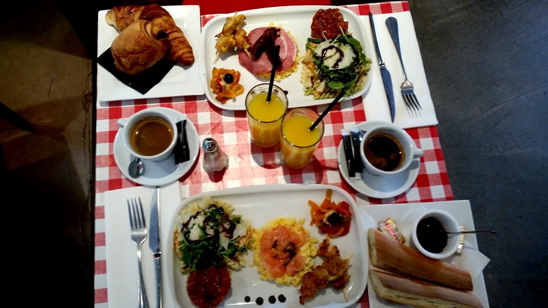 Brunch Café premier (75013 Paris)
