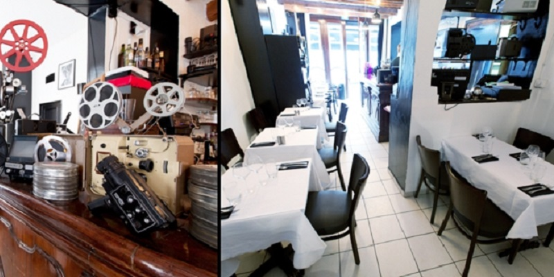 Brunch Cinecitta (75017 Paris)