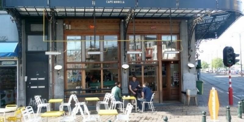 Brunch Café Modèle (1000 Bruxelles)
