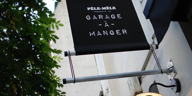 Brunch Le Garage à Manger (1000 Bruxelles)