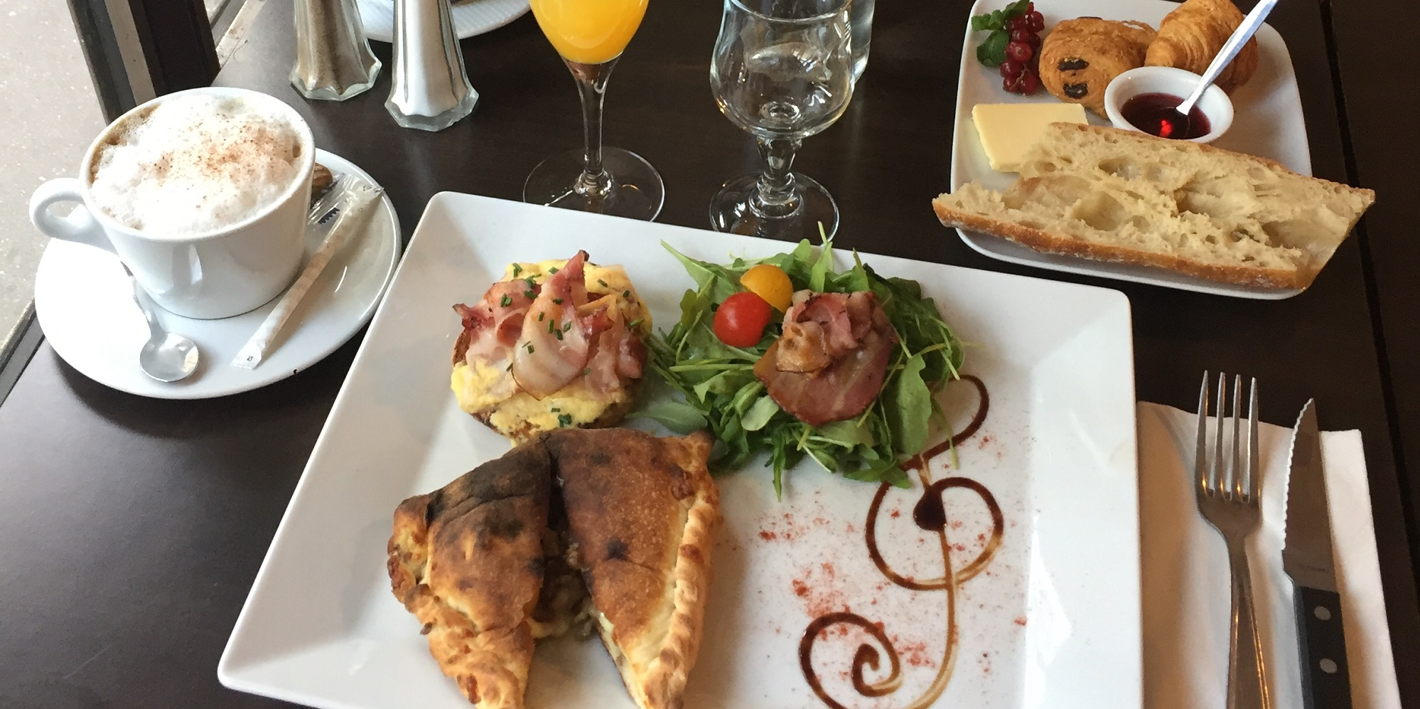 Brunch Au fond du jardin (75020 Paris)
