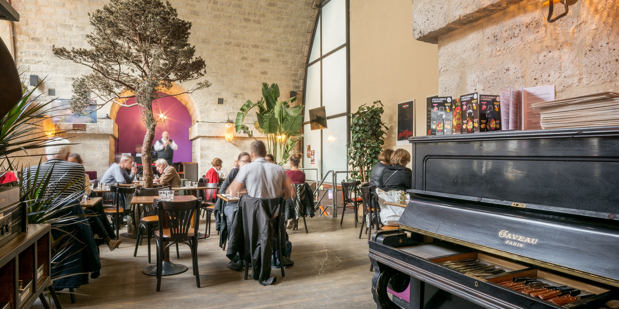 Brunch Le Viaduc Café (75012 Paris)