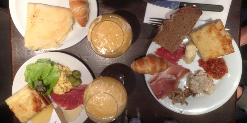 Brunch L'Ingénu (75011 Paris 11ème)