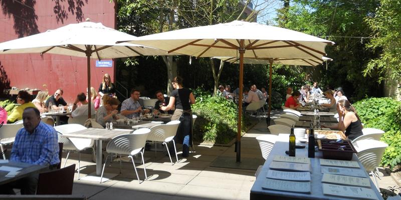 Gent Café Parti brunch