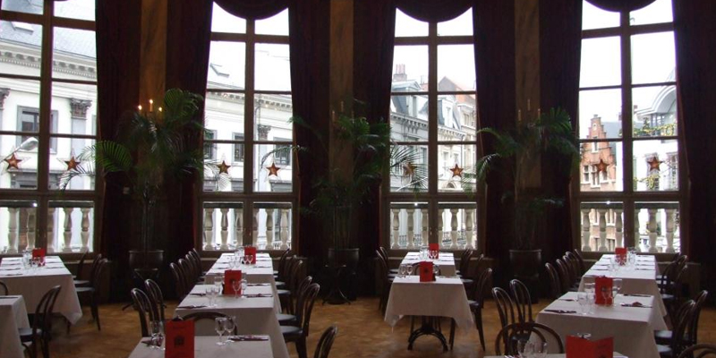 Brunch De Foyer (ANV Antwerpen)