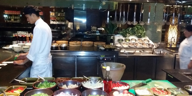 Brunch Thai Kitchen - Park Hyatt (DU Dubaï)