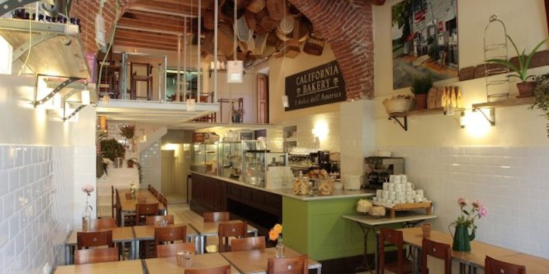 Milano California Bakery brunch