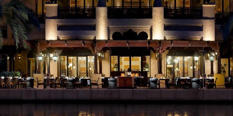 Dubai Mina A'Salam brunch