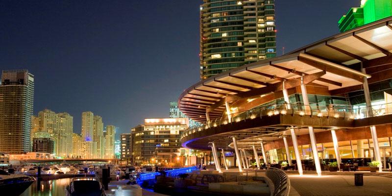 Brunch Aquara - Marina Yacht Club (DU Dubaï)