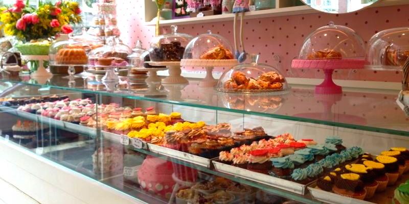Milano Vanilla Bakery brunch