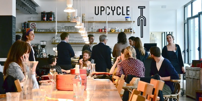 Brunch Upcycle Cafè (MIL Milano)