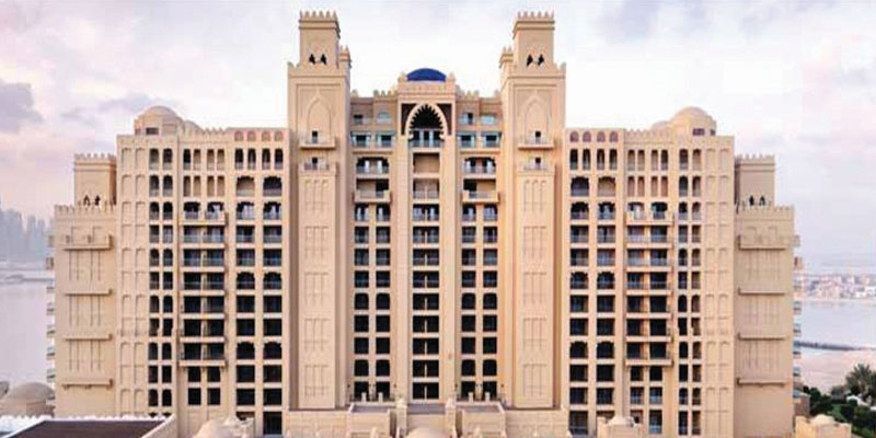 Dubai Frevo - Fairmont the Palm brunch