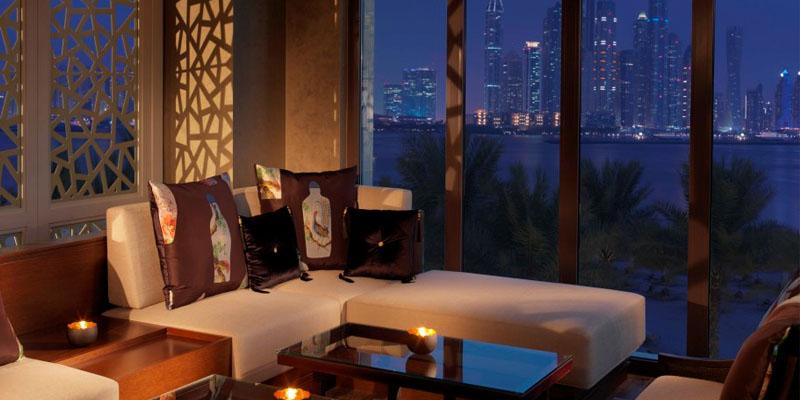 Dubai Bā Restaurant & Lounge brunch
