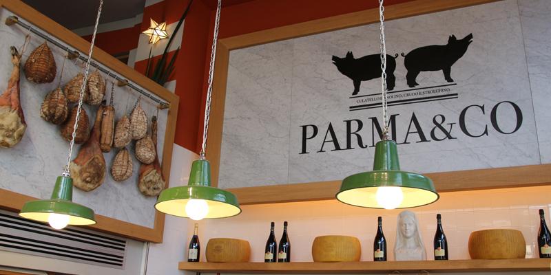 Brunch Parma&Co (20121 Milano)
