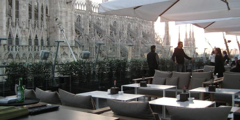 Best Ristorante Le Terrazze Milano Contemporary - Idee Arredamento ...