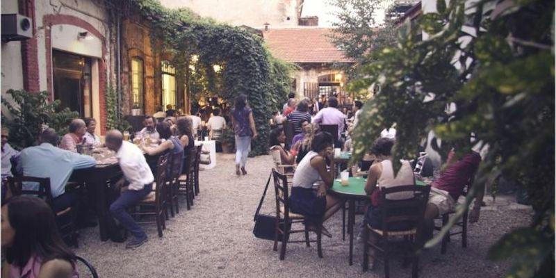 Milano Fonderie Milanesi brunch