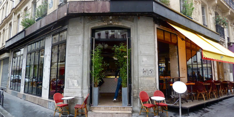 Brunch Café du Commerce (75018 Paris)