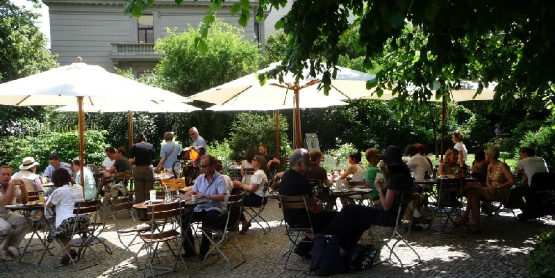 brunch Berlin Café im Literaturhaus brunch
