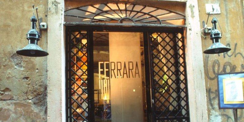 Brunch Enoteca Ferrara (RO Roma)
