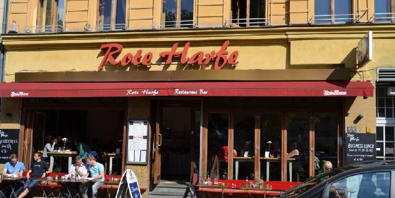 Brunch Rote Harfe (BER Berlin)