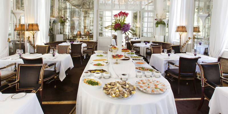 Brunch Hotel Majestic (RO Roma)