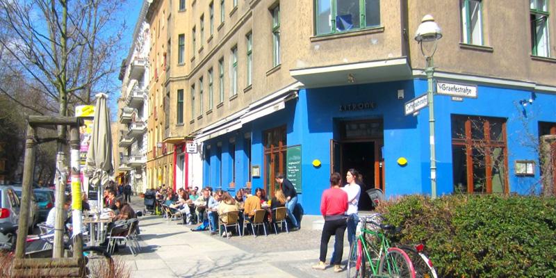 brunch Berlin Zitrone brunch