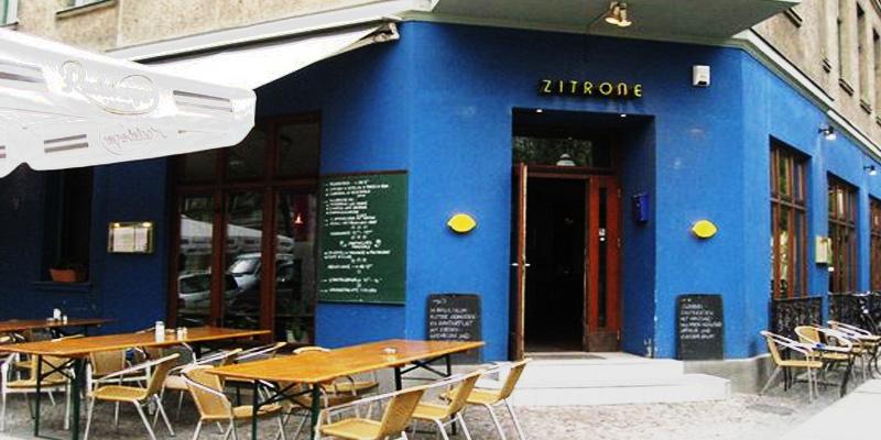 Berlin Zitrone brunch