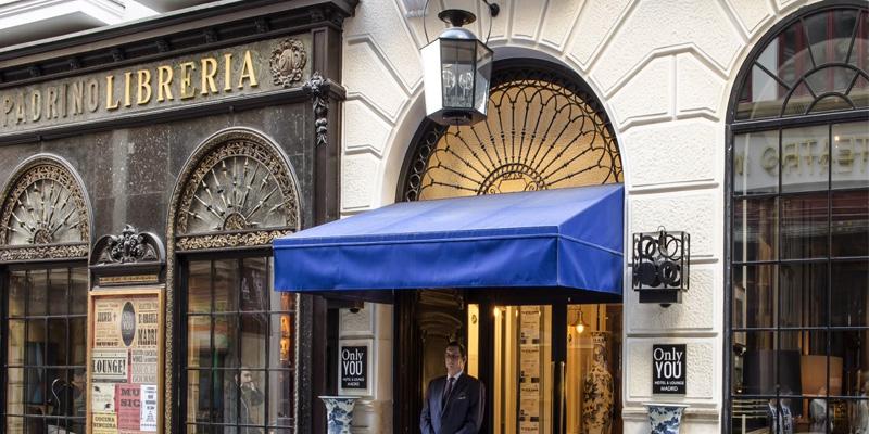 brunch Madrid Only You Hotel & Lounge brunch