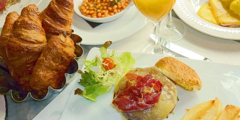 brunch Madrid Café Oliver brunch