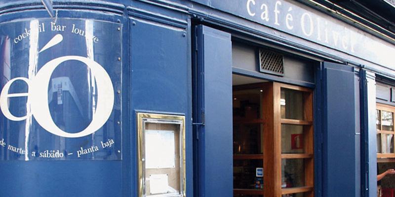 Madrid Café Oliver brunch
