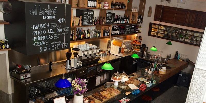 brunch Madrid El bistró de La Central brunch