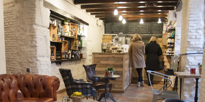 Madrid Mür Café brunch