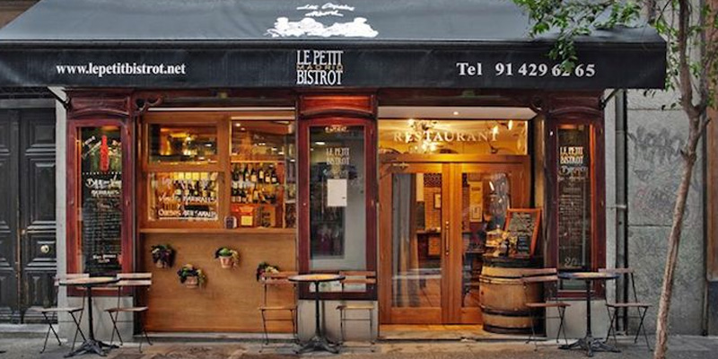 Brunch Le Petit Bistrot (M28 Madrid)