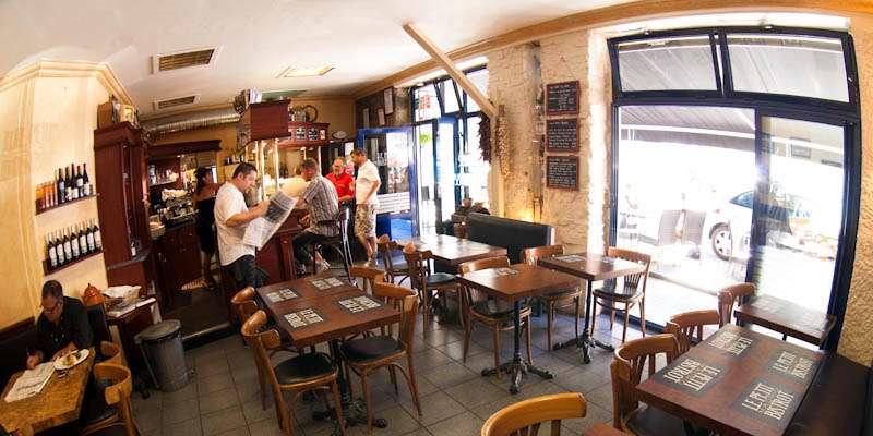 Madrid Le Petit Bistrot brunch