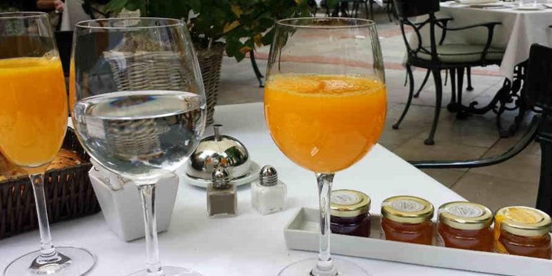 Madrid Ramon Freixa - Hotel Único brunch