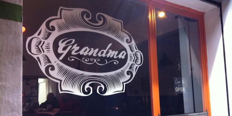 brunch Roma Grandma brunch