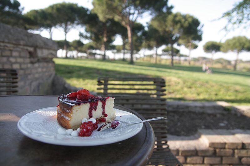 Roma ViVi Bistrot Villa Pamphili brunch
