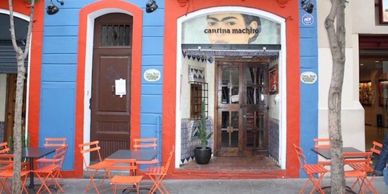 Brunch Cantina Machito (ES0 Barcelone)