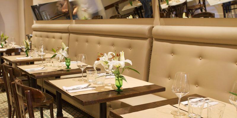 Madrid Murillo Café brunch