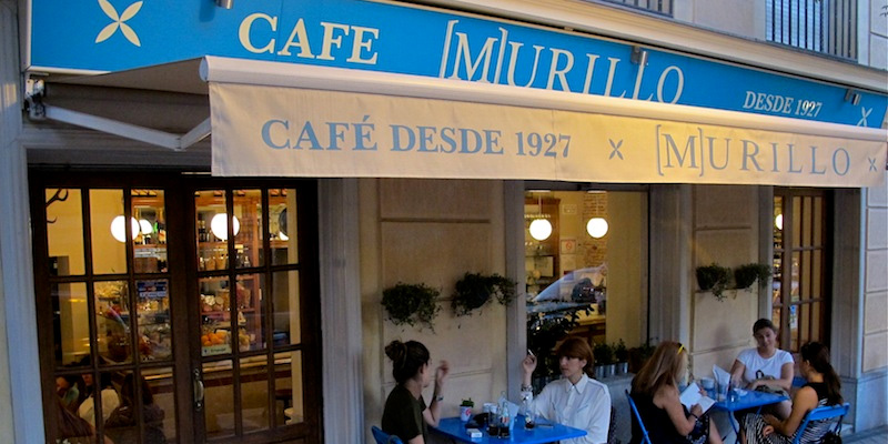 Brunch Murillo Café (M28 Madrid)