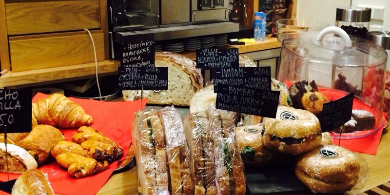 Madrid Pez Baker brunch