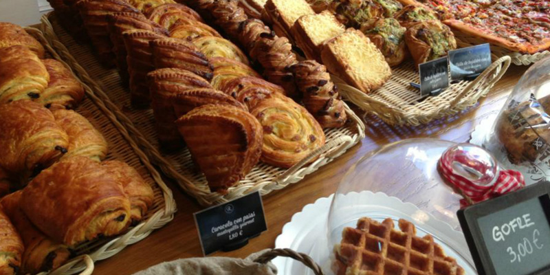 Madrid La Rollerie brunch