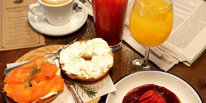 brunch  Martínez Bar brunch
