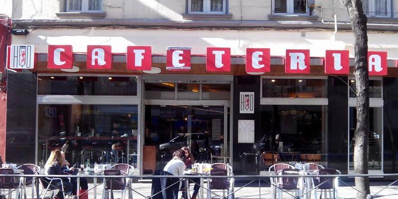 brunch Madrid Cafeteria HD brunch