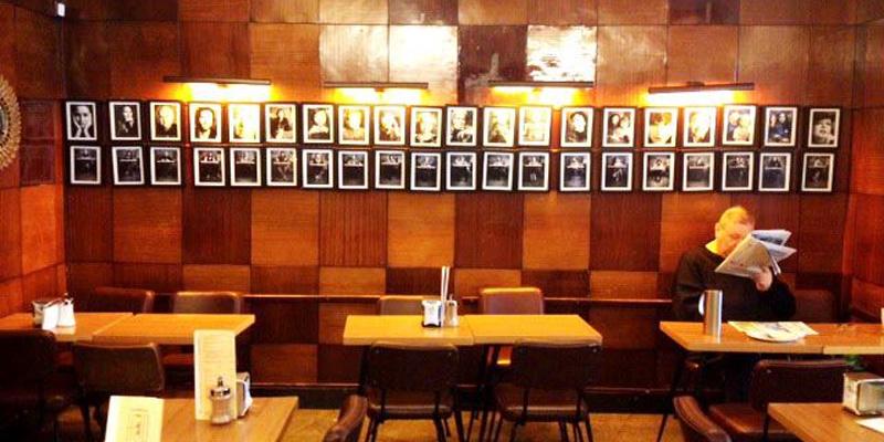 Madrid Cafeteria HD brunch