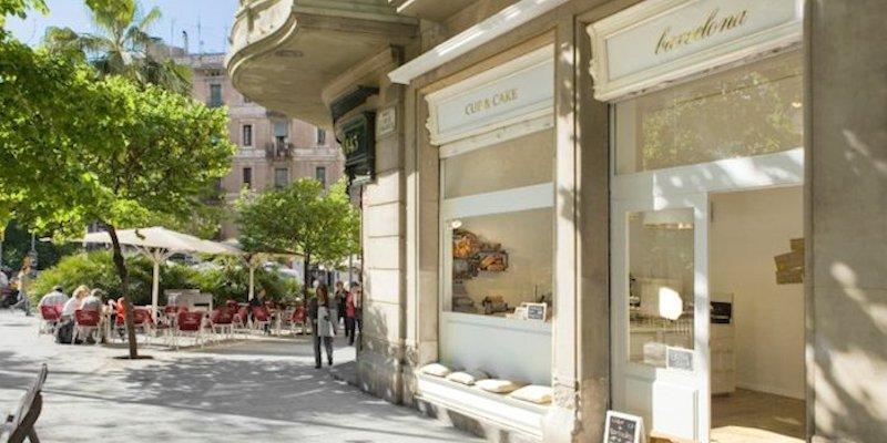 Barcelona Brunch & Cake brunch