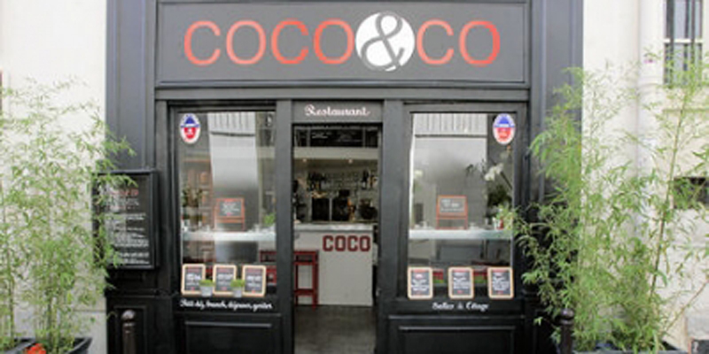 Brunch Coco & Co (75006 Paris)